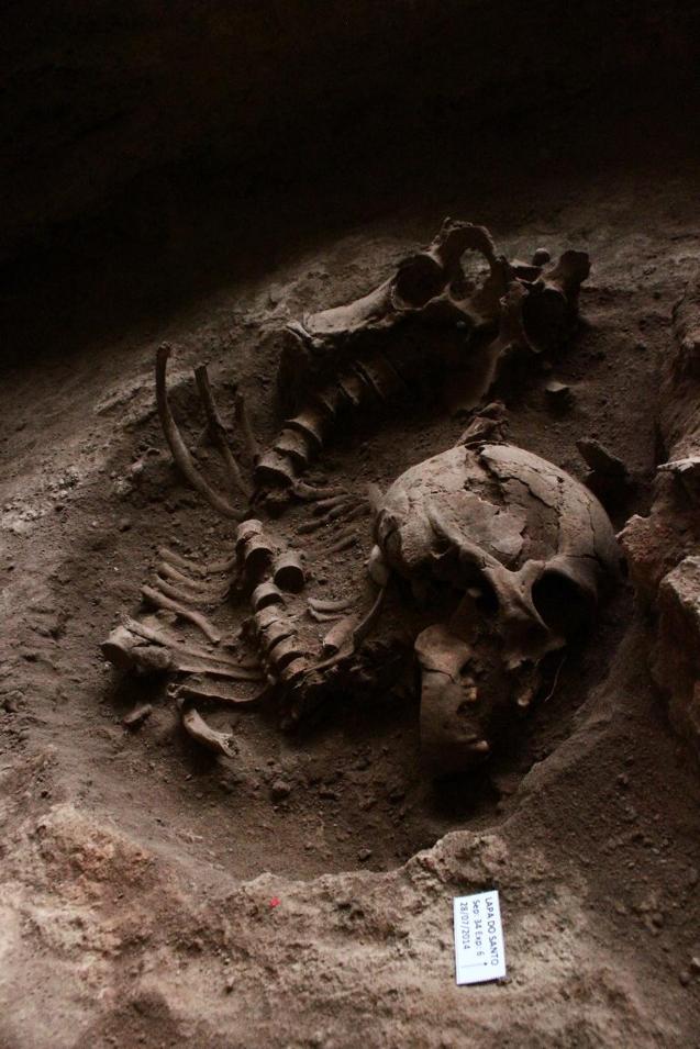Lapa do Santo: uma biografia arqueológica dos povos deLuzia