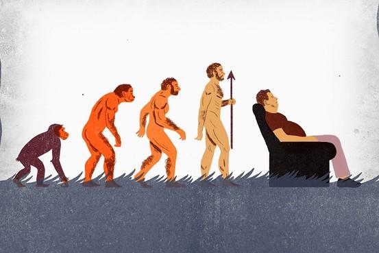 Ainda estamos evoluindo?