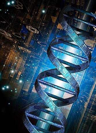 O DNA na eradigital