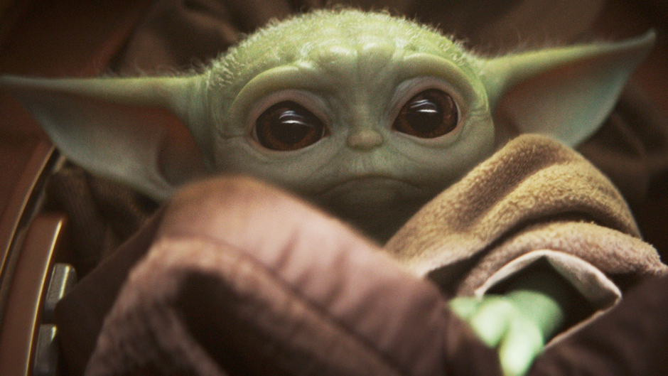 O bebê Yoda e a ciência dafofura