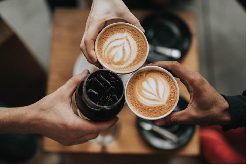 Vai um cafezinhoaí?